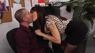 Dana Dearmond having office sex
