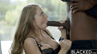 Petite Shawna's been craving that black cock