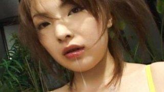 Busty Beauty Manami Sekino