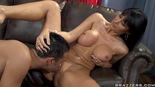 The booby fairytale from sexy hot Eva Karera!