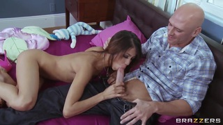 Johnny Sins fucks hot latina Veronica Rodriguez