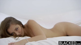 Dani Daniels waiting for a BBC
