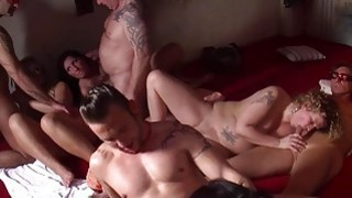 MMV FILMS German Swinger Party