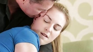 Lovely teen slut Jesse Parker screwed hard by horny dude