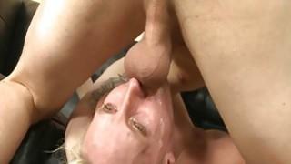 Lexi Jaxson throat fucked until choking