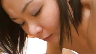 Ayano Nagasawa  Sexy Japan Wife Sucking Tenderly