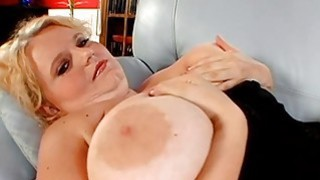 Playgirl is having enjoyment with a vibrator