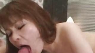 Yuriko Hoshino  JAV Wife Drilled By Young Cock
