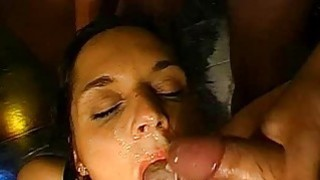 Sweethearts getting rough hardcore vagina drilling