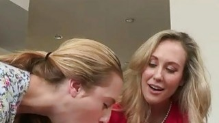 Brandi Love and Taylor Whyte threesome