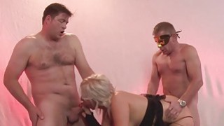 MMV FILMS Gangbanging the Chubby Chick