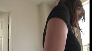 Big ass brunette fingerfucks and toys herself