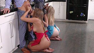 Making daddies happy