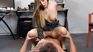 Sweet  babe Bambi Brooks needs to fuck
