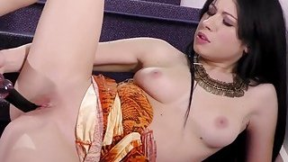 Wetandpuffy  Anal toying and speculum fun for gorgeous babe Luna Ora