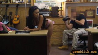 Nasty tattooed woman rammed by pawn dude